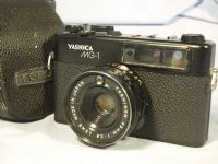 '  MG-1 ' Yashica MG-1 Rangefinder Vintage Camera Cased  £14.99